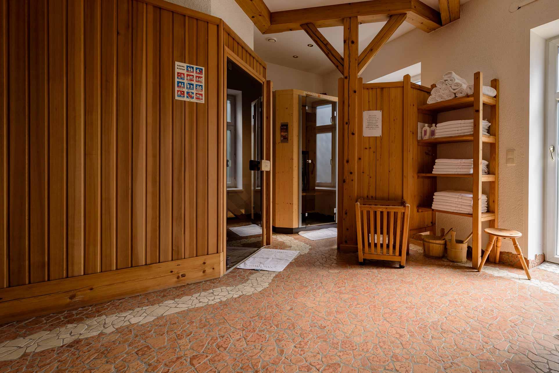 Hotel Almtalerhof Sauna 76725